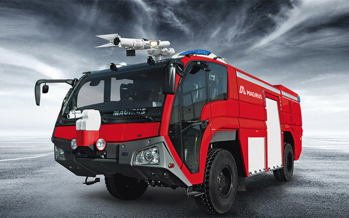 Magirus authorised repair shop